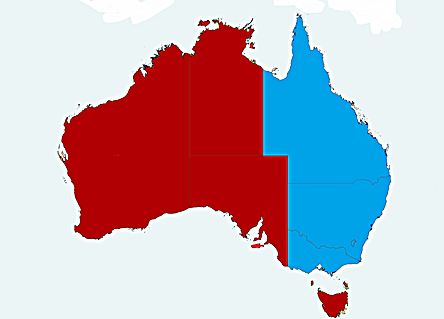 interstate removals map